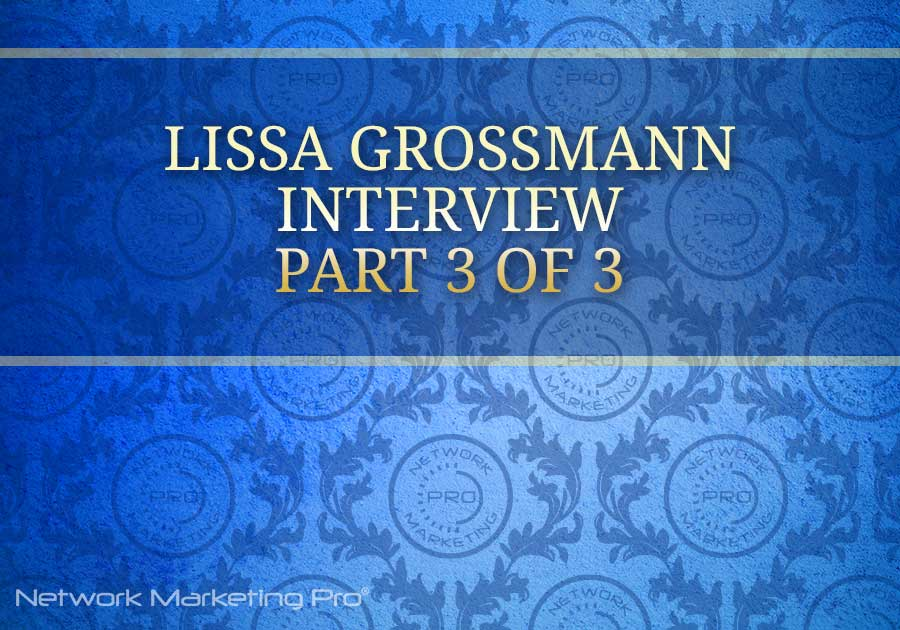 Lissa Grossman Part 3