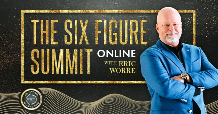 Image of Eric Worre's Six Figure Summit Online