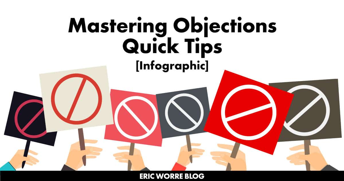 Mastering Objections Quick Tips