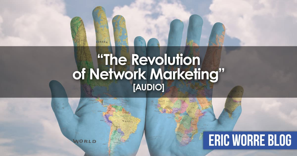 Revolution of Network Marketing _Audio