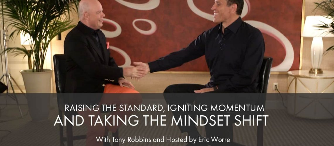 Interview with Tony Robbins