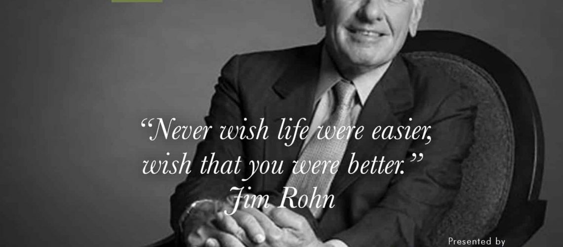 Foundations for Success -- Jim Rohn