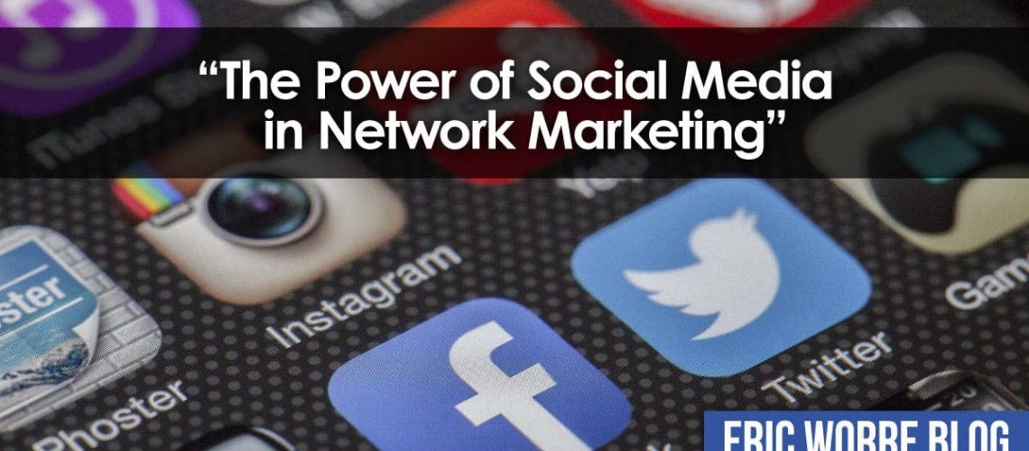 Power of Social Media in Network Marketing